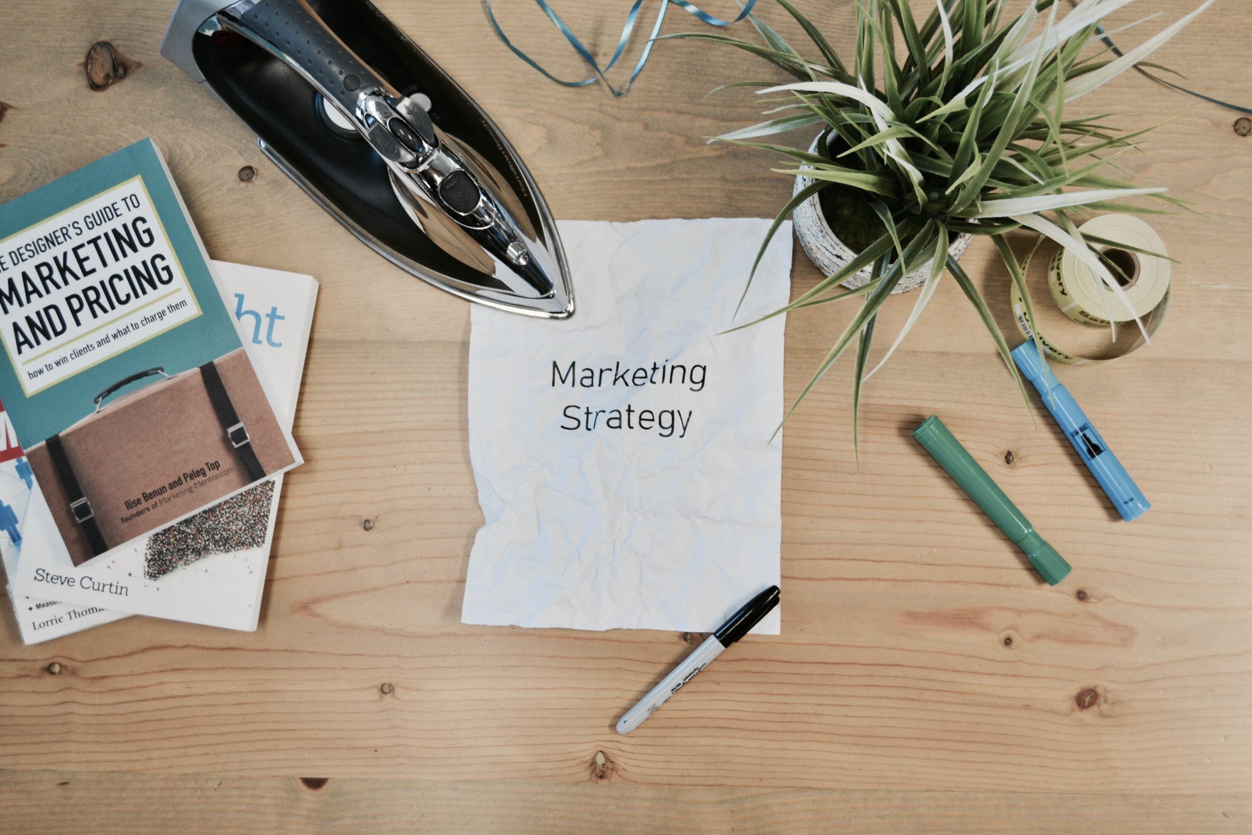 Marketing senza esperienza